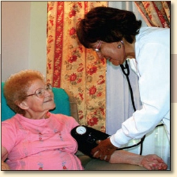 Osage Nation Home Health provides high quality in-home healthcare for all North Central Oklahomans